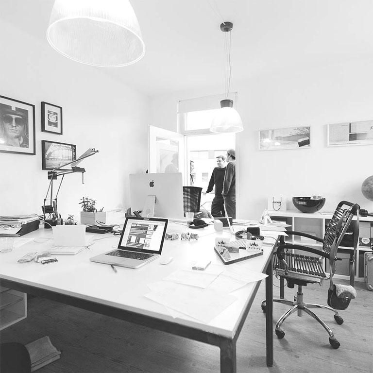 Isenhoffs Büro - Kreativ Büro für strategisches Markendesign